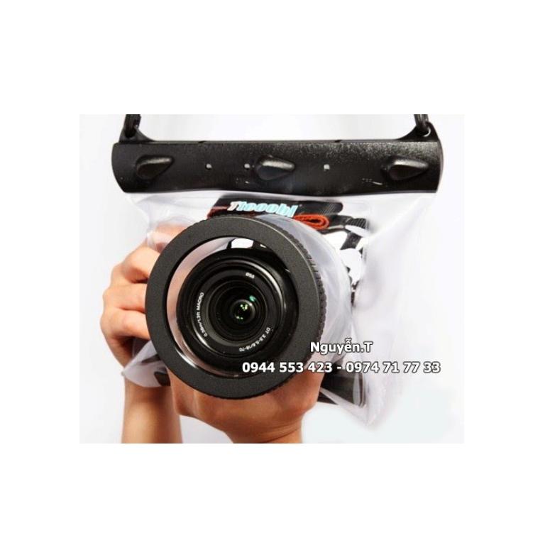Túi chụp ảnh dưới nước dành cho máy DLSR Tteoobl GQ-518