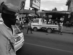 Street Hawkers in Accra