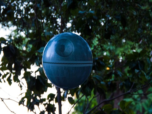 Death Star Balloon