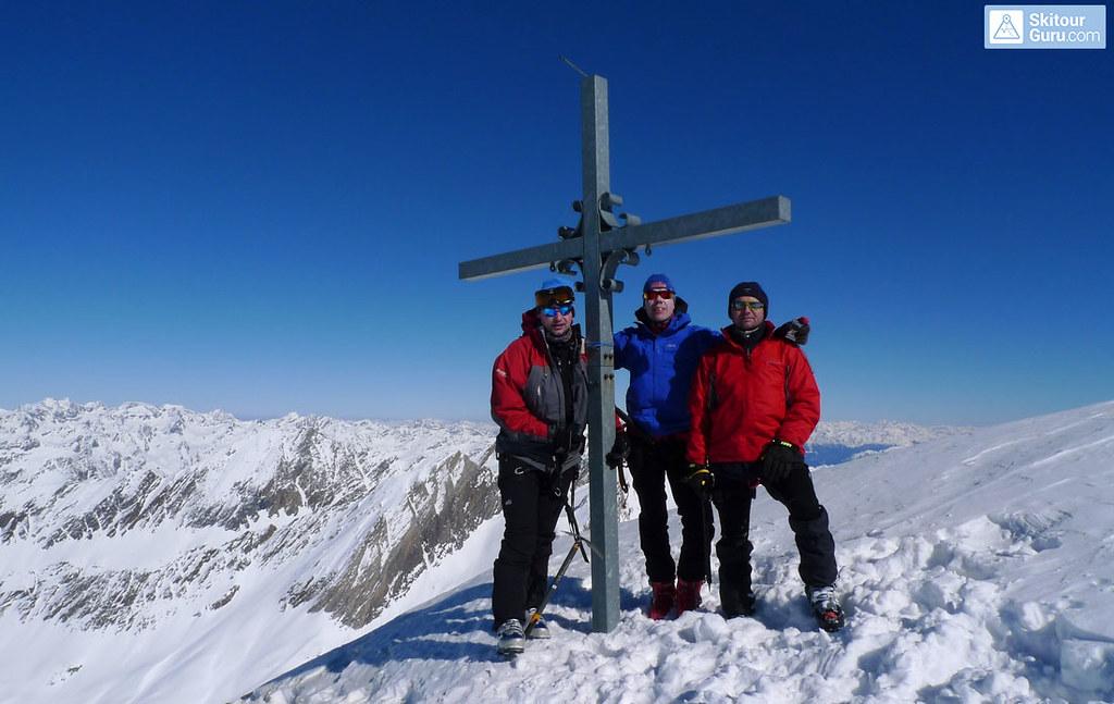 Mittlerer Seelenkogel Ötztaler Alpen / Alpi Venoste Österreich foto 16