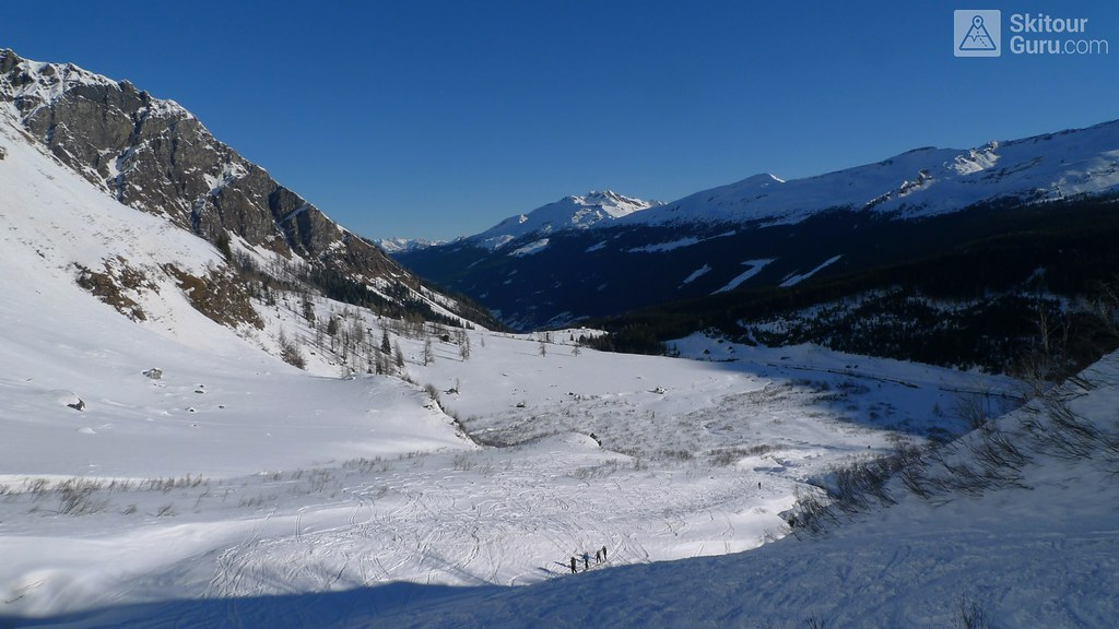 Hocharn 3254 m, Kolm Saigurn - Rauris, Salzburg, Austria, http://skitourguru.com/tura/5-hocharn
