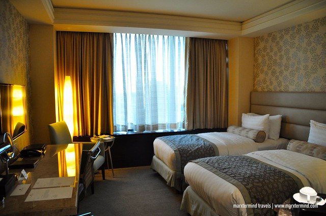 Deluxe Room at Crimson Hotel Filinvest City
