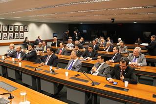 Reunião do Bloco PP/PTB/PSC/PHS