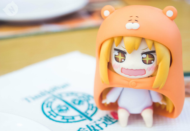 Nendoroid Umaru at Tim Ho Wan