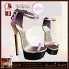 ALB CLEA stiletto heel - NEW - mesh to Slink high - Belleza - TMP