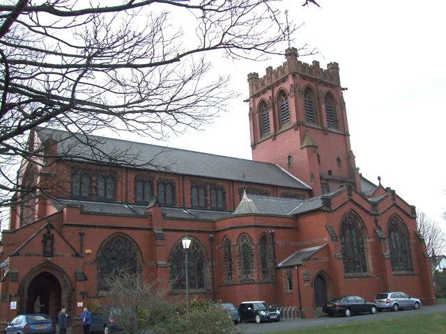 emmanuel church, Southport