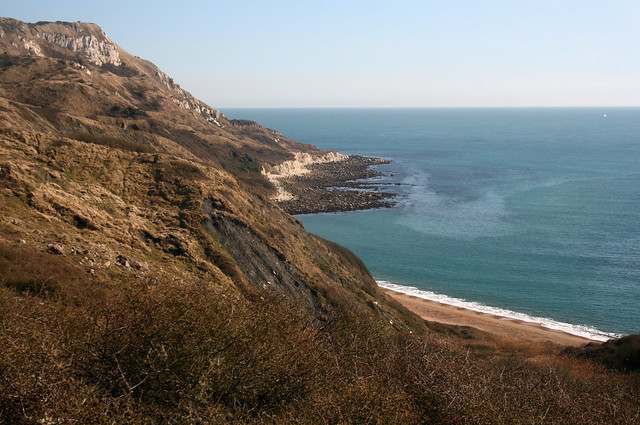 Burning Cliff, Ringstead