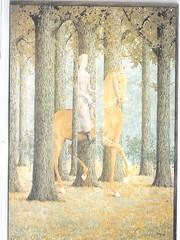 117409571085  France Israel Jewish Artist Rene Magritte