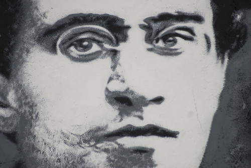 Antonio Gramsci, painted portrait _DDC0043 | by Abode of Chaos