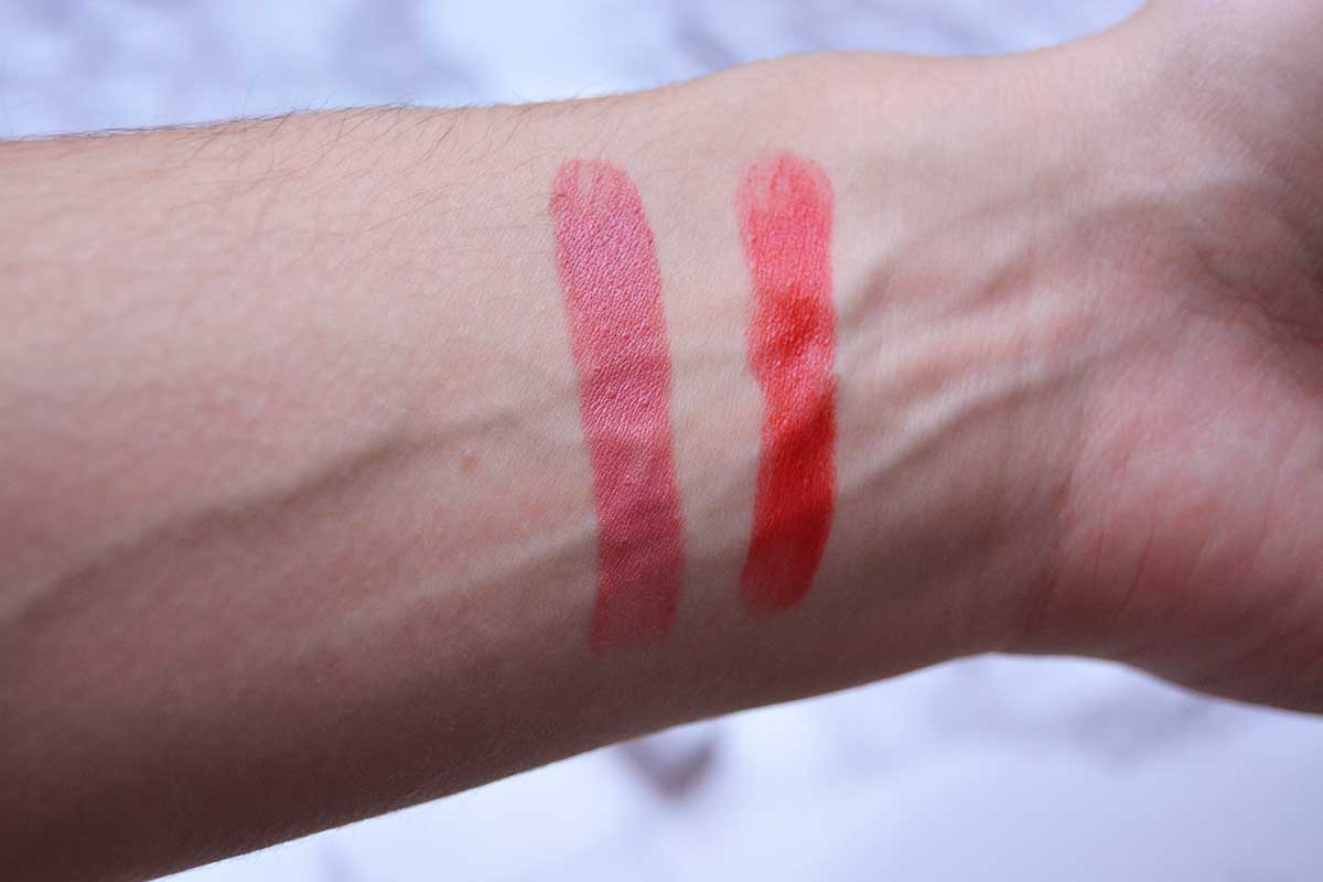 First Look: Pacifica Lipstick Review