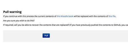 020 Moodle Book and github