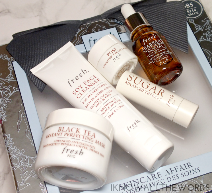 Fresh Skincare Affair Gift Set