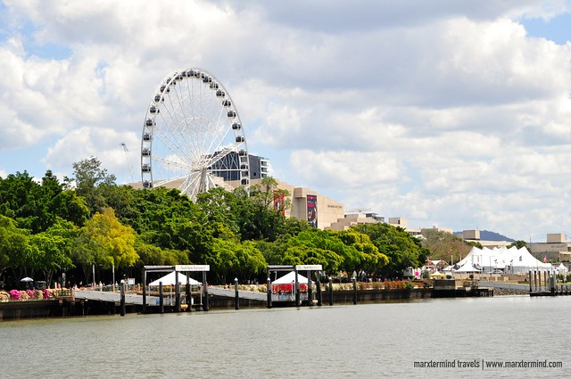 Sightseeing Brisbane City