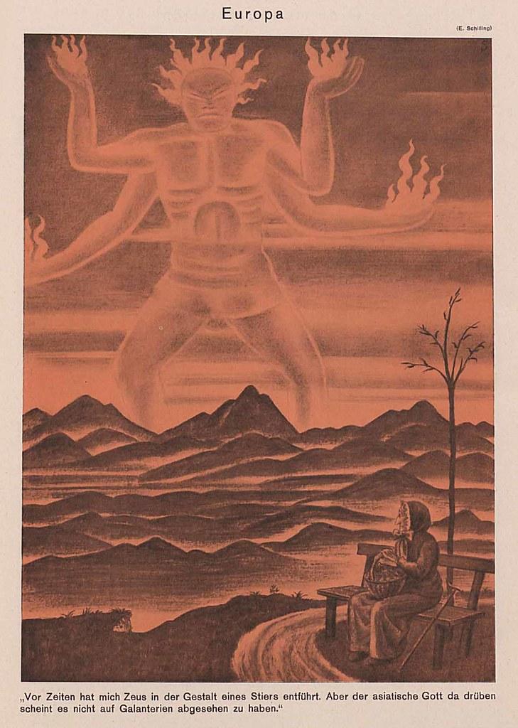 Erich Schilling - Europa, 1935