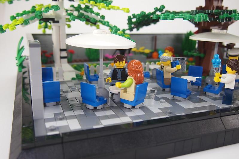 Eiscafé Rialto terrace