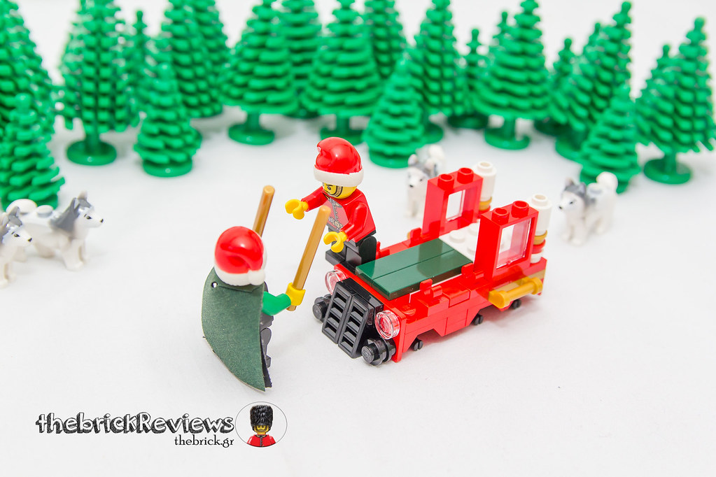 ThebrickReview: Christmas Train - 40138 - Limited Edition 2015 23636398241_8be46487d5_b