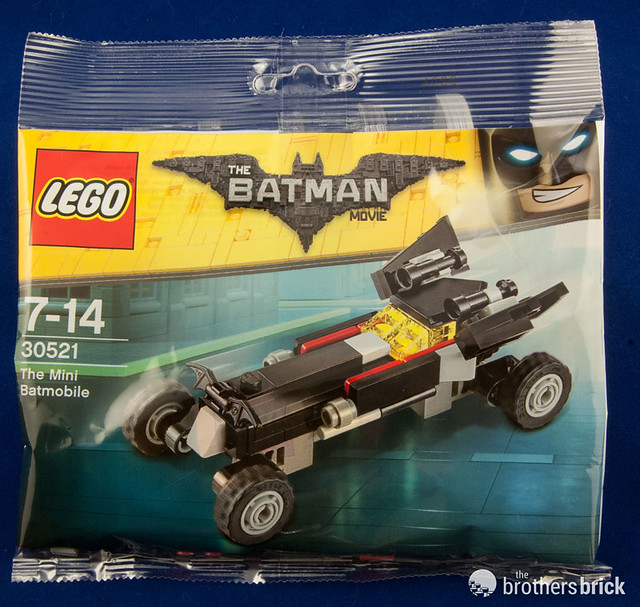 30521 Mini-Batmobile