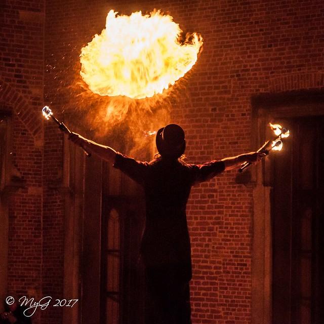 Summoning a Fire Spirit !!!