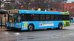 Montgomery County Transit Ride On 2016 Gillig Low Floor Advantage Diesel #44003D