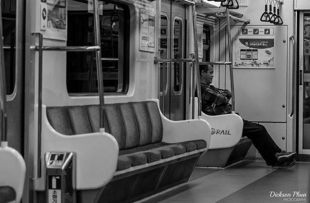 A peaceful ride
