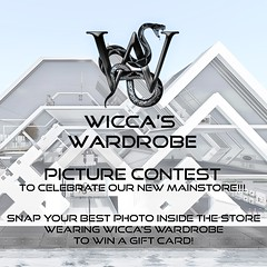 Wicca's Wardrobe - Store Picture Contest 2017