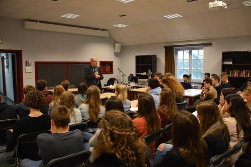 lezing monfortcollege Rotselaar
