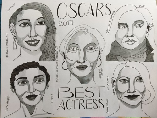 Oscars - Best Actress | by Pict Ink