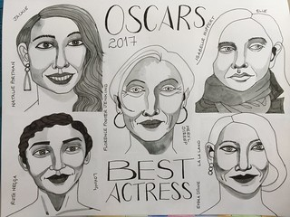 Oscars - Best Actress