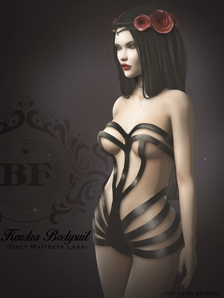 .BF. Kendra Bodysuit exclusive for WCF7 - SecondLifeHub.com
