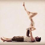 Flyer @tink_d Base @hyperhamlet #acrobility @acrobility Reverse Free Shoulderstand #acrobalance #acroinspiration #acro #acrobatics #acroyoga #acrovinyasa #balance #circusinspiration #circus #circusskills #corestrength #instagood #flexibility #instayoga