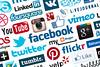 Social Media Logotype Background by shashankchakravarthy