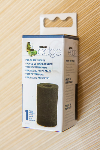Fluval Edge Pre-Filter Sponge in Box