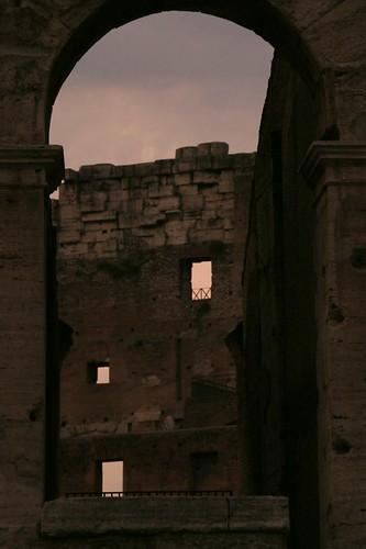 Scorcio di Colosseo