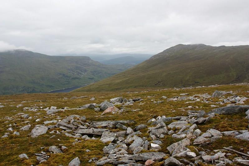 Loch Treig and Stob Coire Sgriodain