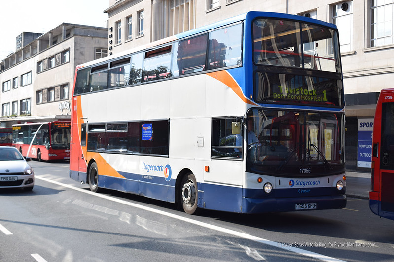 Stagecoach 17055 T655KPU