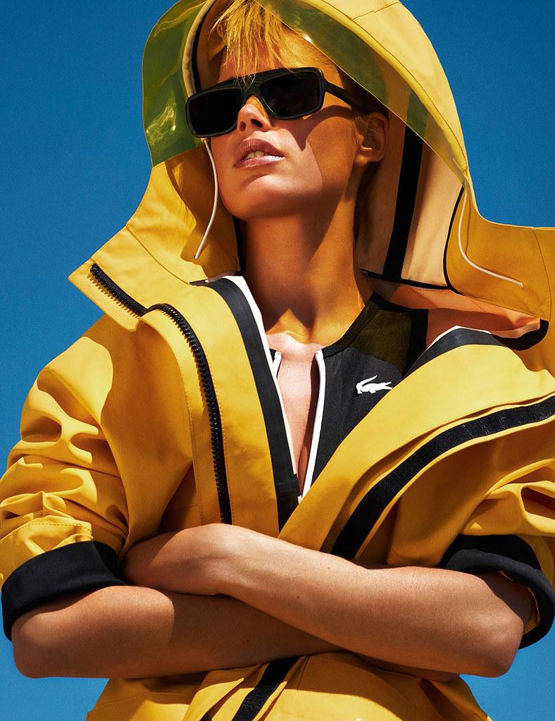 Даутцен Крус — Фотосессия для «Vogue» FR 2015 – 3