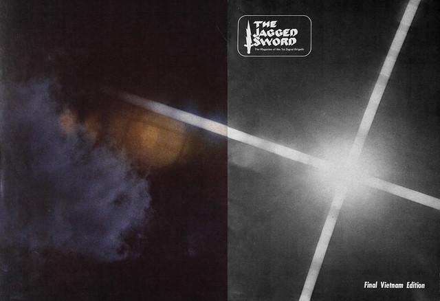 THE JAGGED SWORD - Fall 1972 (1) Final Vietnam Edition