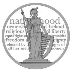 Ireland 2016 2€ silver coin
