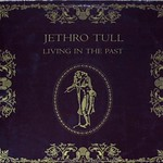 "JETHRO TULL LIVING IN THE PAST 2LP GATEFOLD 12"" LP VINYL"