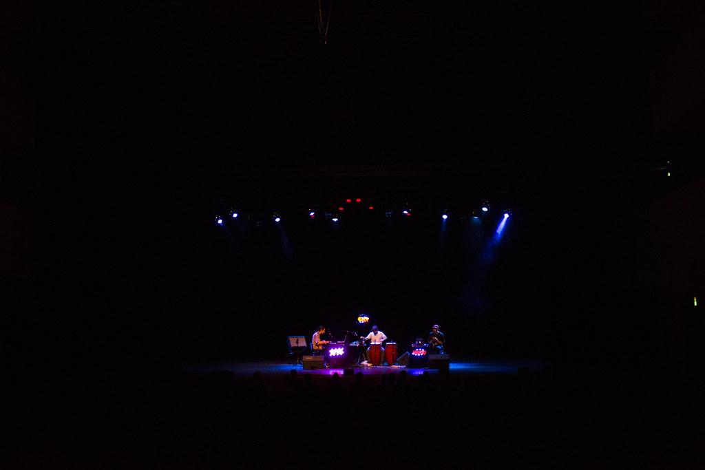 Sun Araw @ Theaters Tilburg, Concertzaal 2015