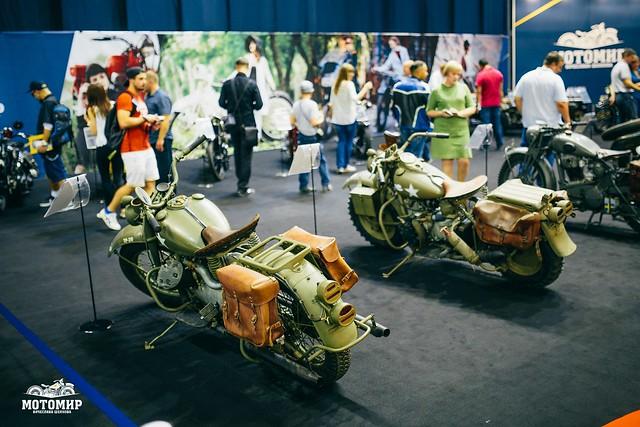 Indian 841 - Harley-Davidson XA
