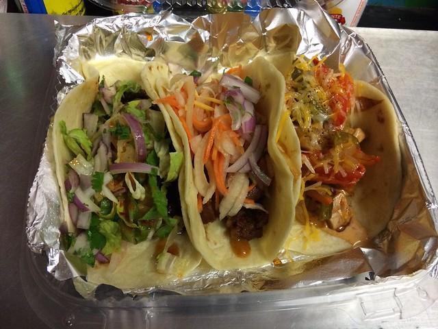 Far East Taco Grill