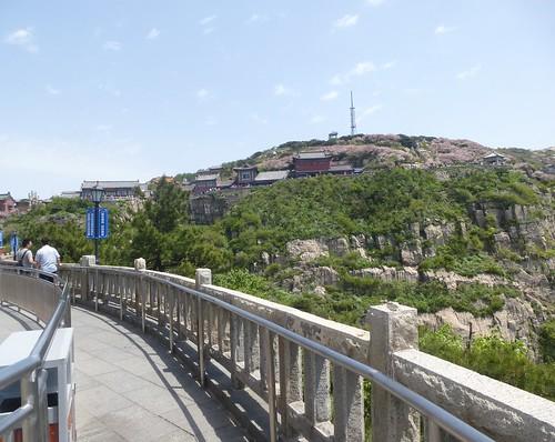 CH-Mont Taishan-Sommet 1-Porte céleste du Sud (1)