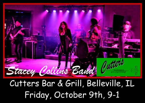 Stacey Collins Band 10-9-15