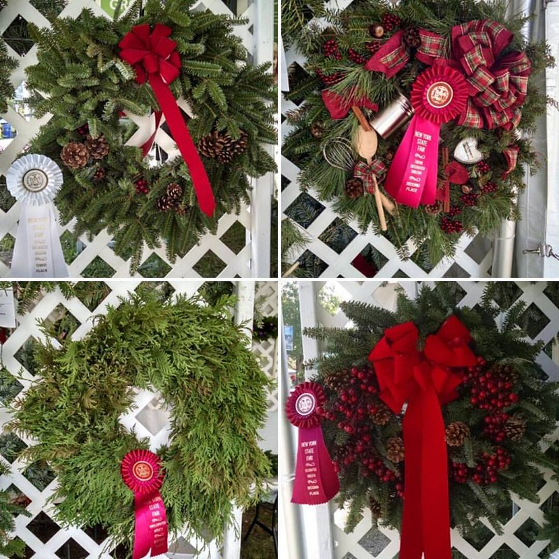 Champion Wreaths