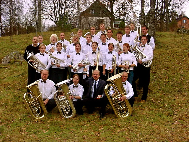 2002 - Seger i Brass-SM