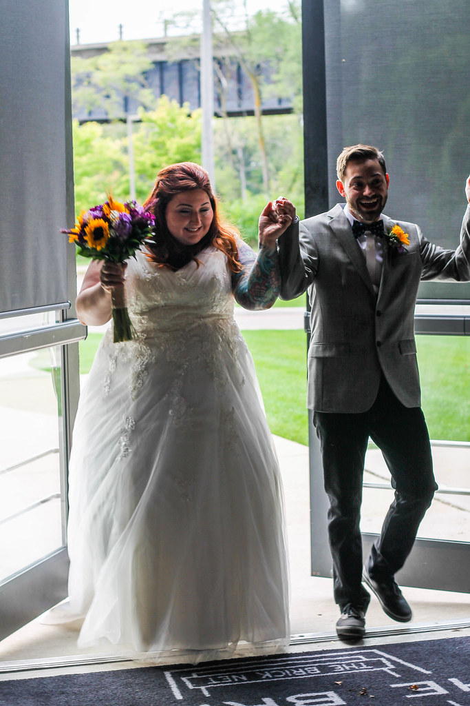 Magic the Gathering wedding
