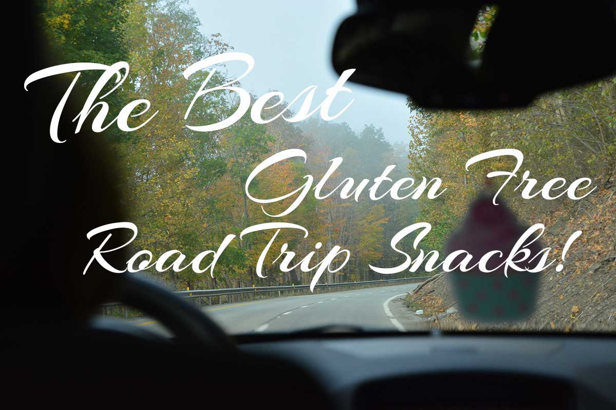 The Best Gluten Free Road Trip Snacks