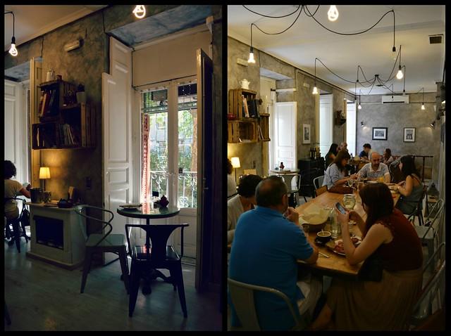 Mur Café | Brunch em Madri