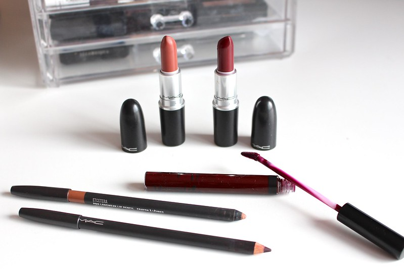 maccosmetics, macvamplify, lipsticks, autumn, beauty,